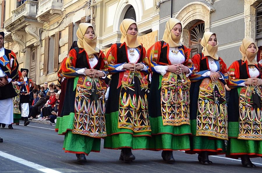 Folklore sardo 3